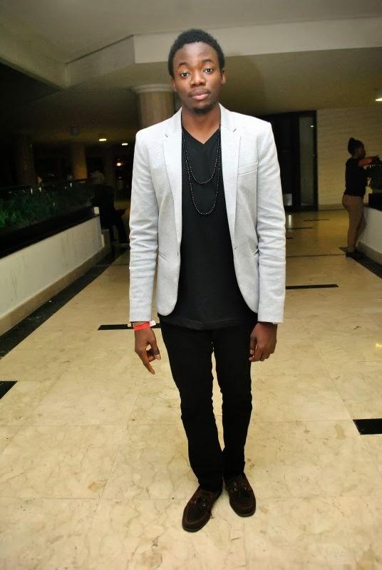 Nigeria Fashion Native Style Men