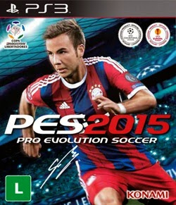 Pro Evolution Soccer 2015 – PS3