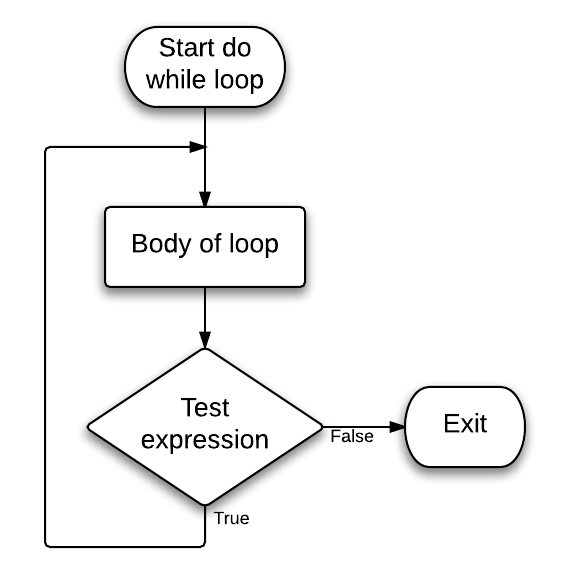 how to write while loop