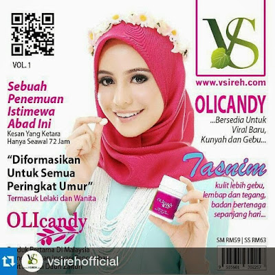 OLICANDY SUPPLIMENT