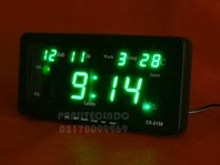 JAM LED THERMO CALENDER