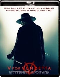 V for Vendetta (2005) BluRay 720p 750MB + Subtitle Indonesia
