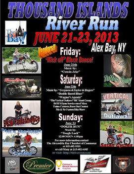 Bikers-Pencil In the River Run....Don't Forget the Pearl Street Run June 29 !