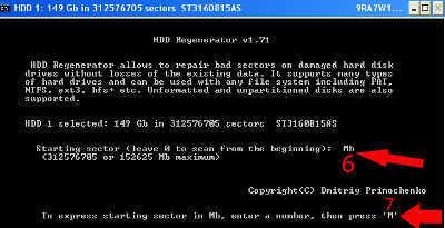 MENGATASI KOMPUTER YANG SERING HANG (HDD REGENERATOR 2013)