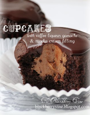 Chocolate Cupcakes with ....