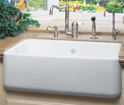 Fauna decorativa fregaderos r sticos farmhouse sinks for Fregaderos cocina roca