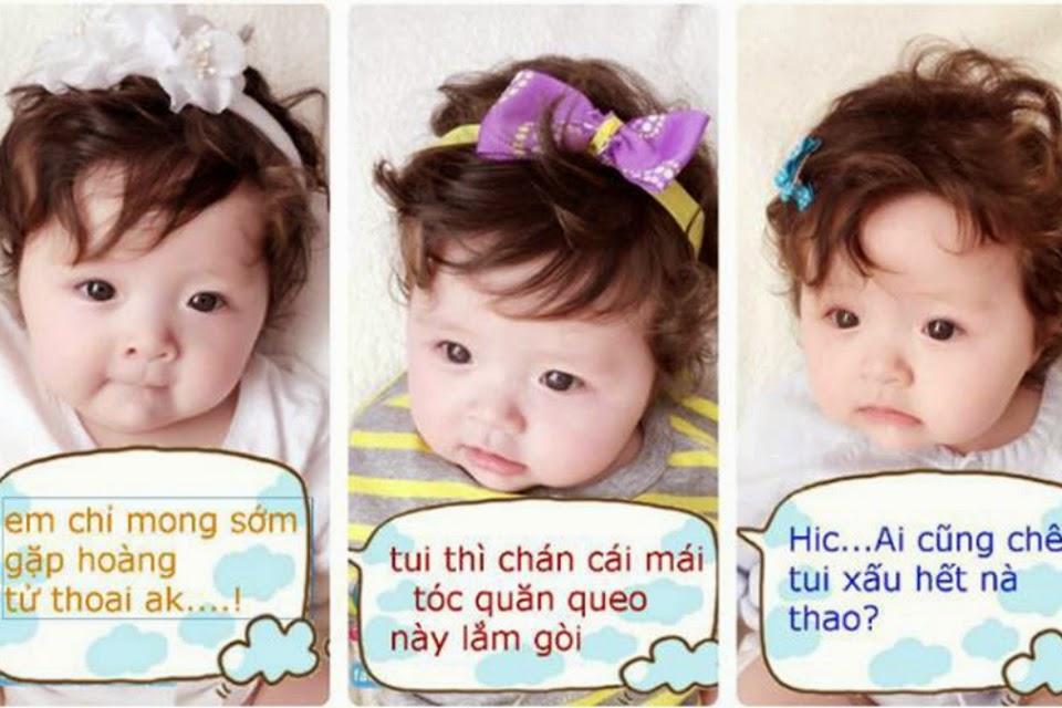 Ảnh chế đáng yêu nhất của con gái Elly Trần