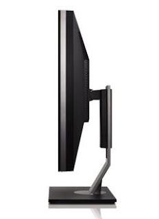 Dell UltraSharp U3011 Widescreen LCD S-IPS monitor Side