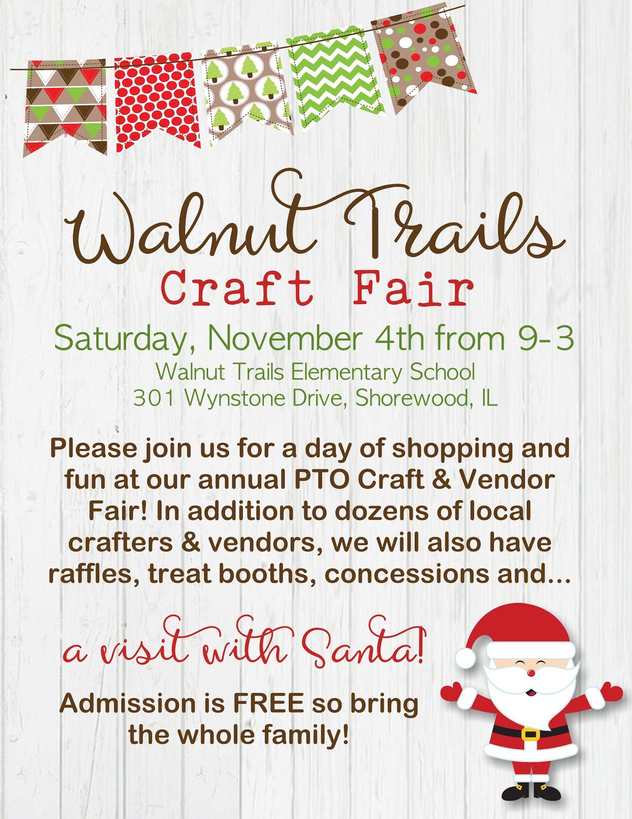 Upcoming Markets & Craft Fairs