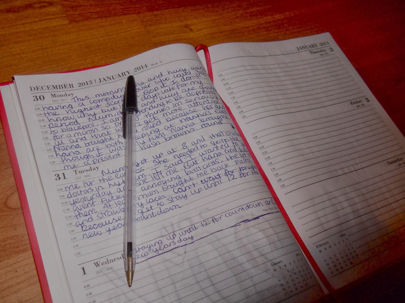 How to Write in Your Diary at School How to Write in Your Diary at School new pics