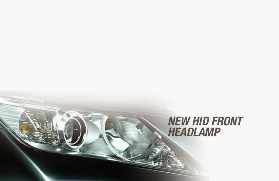 head lamp toyota camry