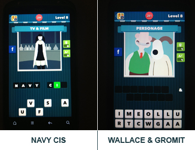 Icomania Level 8: cheats, hints, oplossingen en antwoorden
