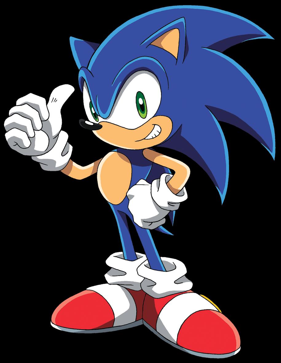 Cartoon characters sonic x - Sonic et shadow ...