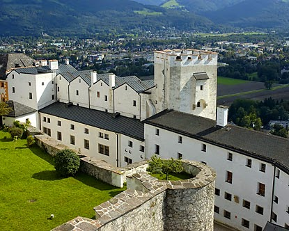 أجمل قلاع النمسا