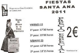 Museo de Candelario Salamanca oferta fiestas 2011