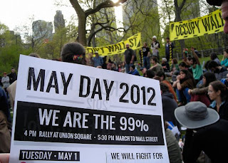 2012 may day occupy protest