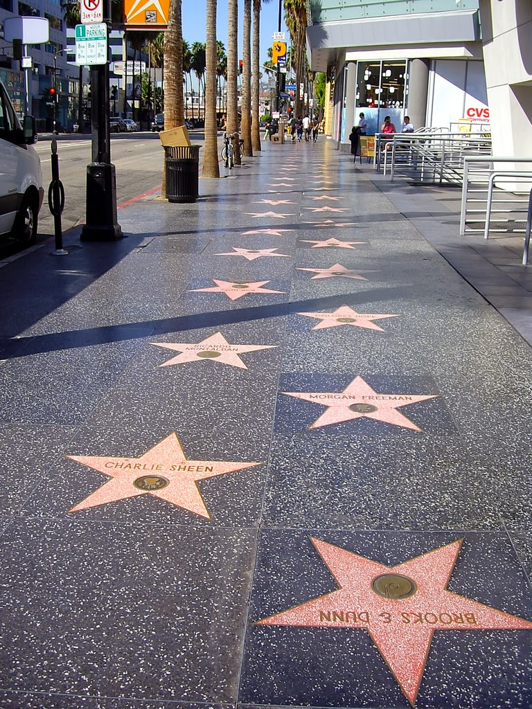 Anexo:Estrellas del paseo de la fama de Hollywood ...