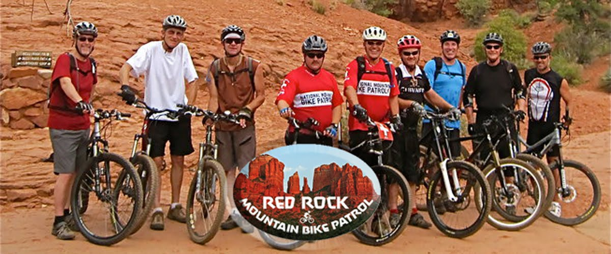 Red Rock Mountain Bike Patrol
