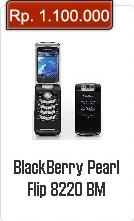 Spesifikasi Dan Harga BlackBerry Pearl Flip 8220