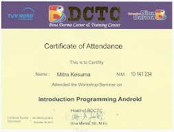 Introduction Programming Android