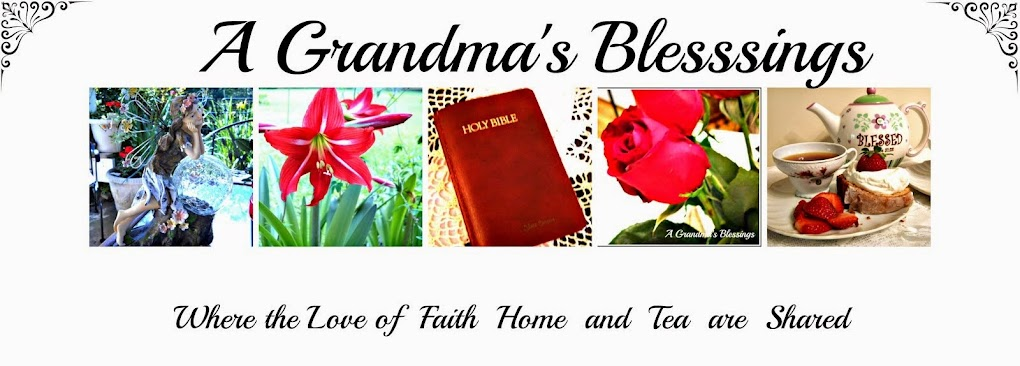 A Grandma's Blessings