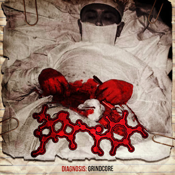 "AMOCLEN - ""DIAGNOSIS: GRINDCORE"""