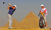 Golf by the Pyramids