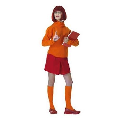 Velma Costume from Scooby Doo
