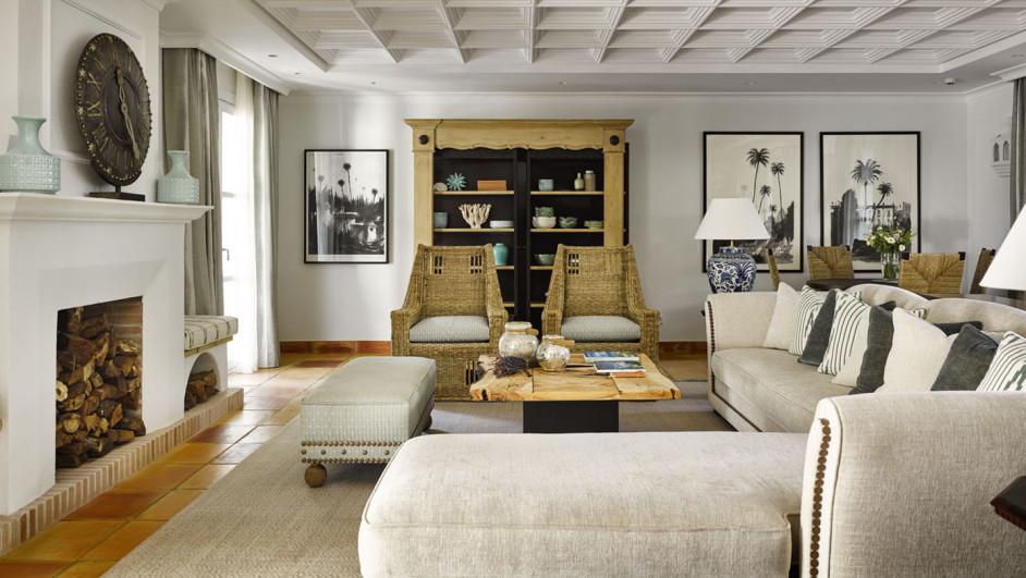 Marzua el cortijo un estilo r stico y contempor neo con Estilo contemporaneo arquitectura