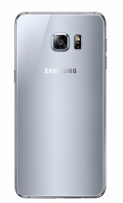 Samsung Galaxy S6 edge+ Silver Titan