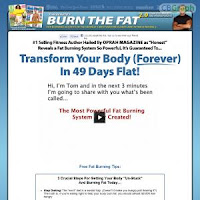Fat Loss Diet - Fat Burning Foods - Burn the