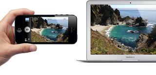 Fotografias em todos seus dispositivos com iCoud
