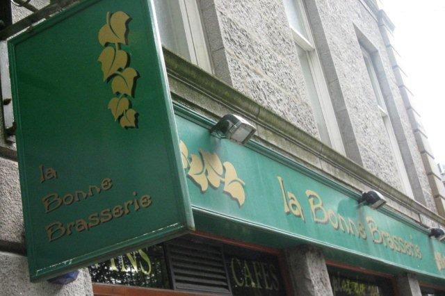 Restaurante La Bonne Brasserie en Aberdeen