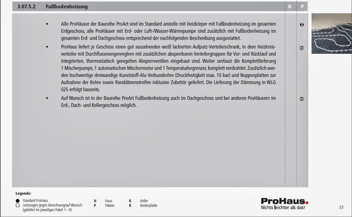 Bautagebuch Hassenroth: Fußbodenheizung im gesamten Erdgeschoss und ...
