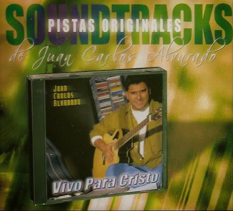 Juan Carlos Alvarado-Vivo Para Cristo-Pistas-