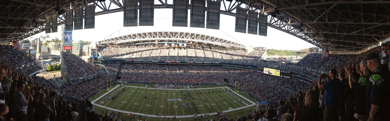 Century Link Field, Seattle WA