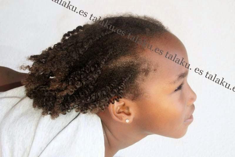 Peinados Para Pelos Afros - 15 peinados fáciles y bonitos para niñas con el pelo afro Enfemenino