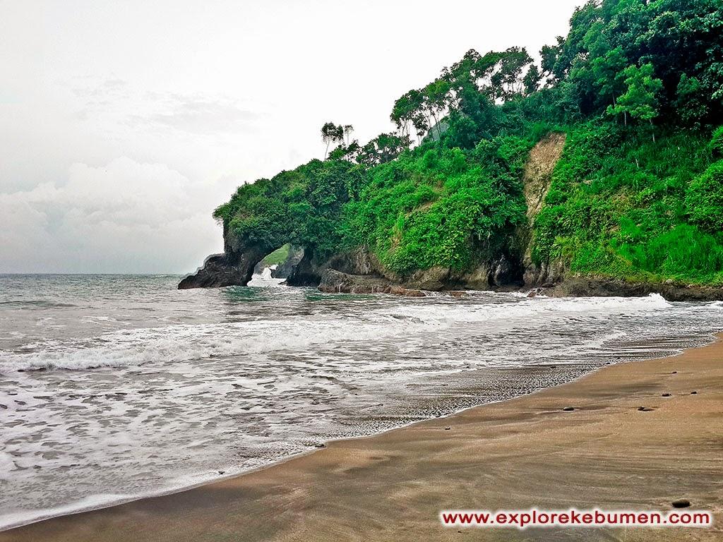 Pantai Pasir Kebumen