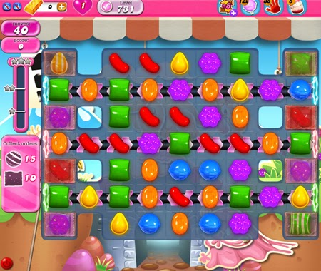 Candy Crush Saga 731
