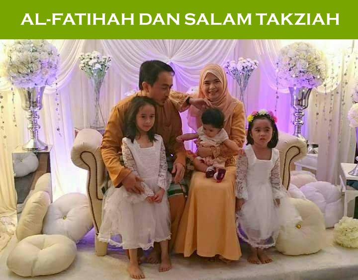 Al Fatihah Dan Salam Takziah