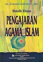 toko buku rahma: buku METODIK KHUSUS PENGAJARAN AGAMA ISLAM, pengarang zakiah daradjat, penerbit bumi aksara