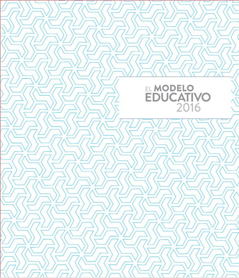 El Modelo Pedagógico 2016