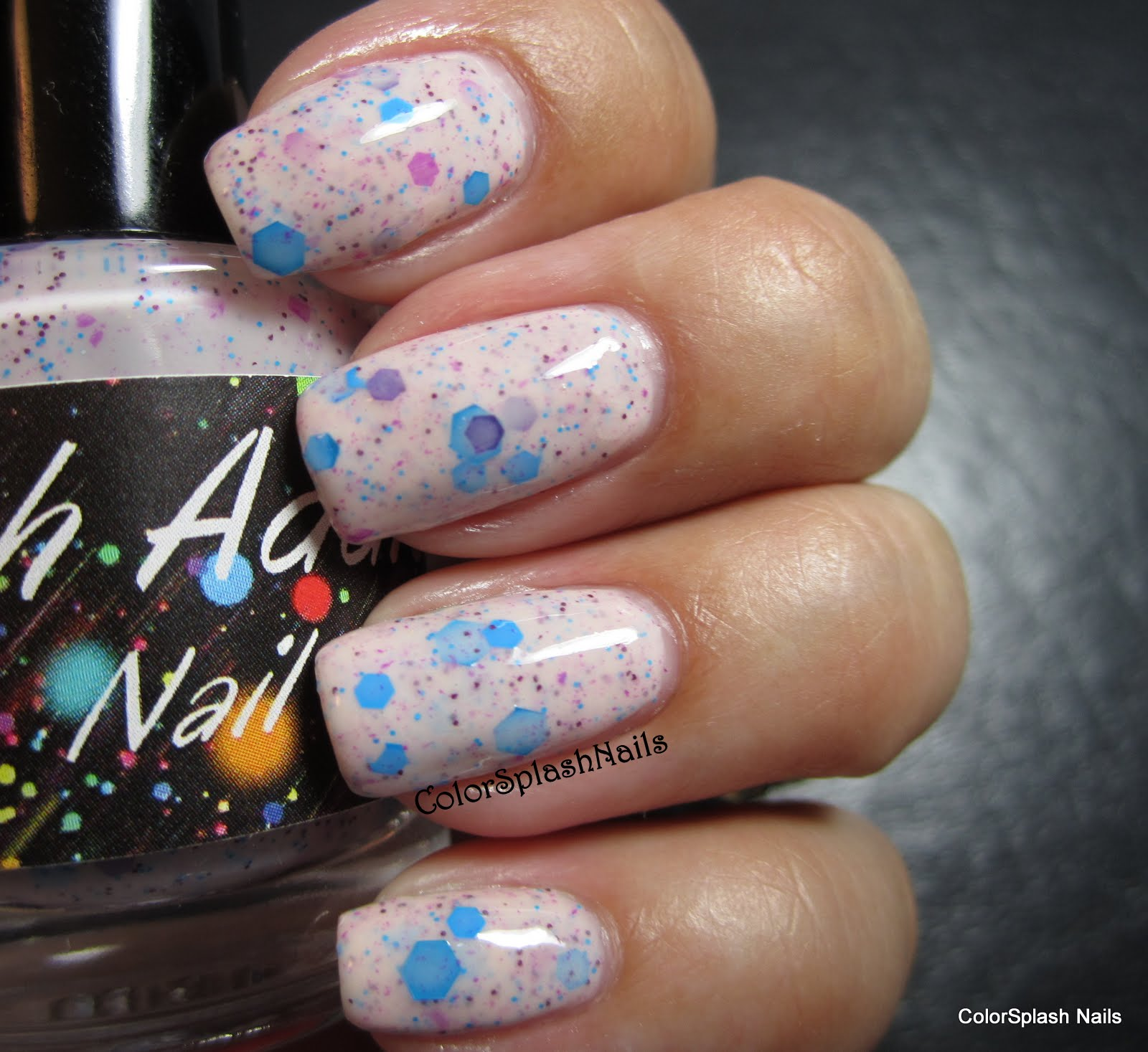 Colorsplash Nails: Polish Addict Nail Polish Sand & Surf and Happy Hour