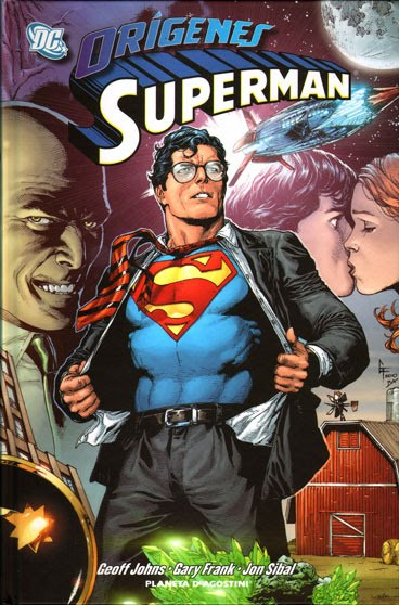 Superman Orígenes (Secret Origin) Superman%2Borigenes