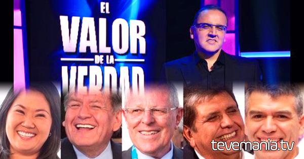 El Valor de la Verdad de los Políticos en Vivo - Latina