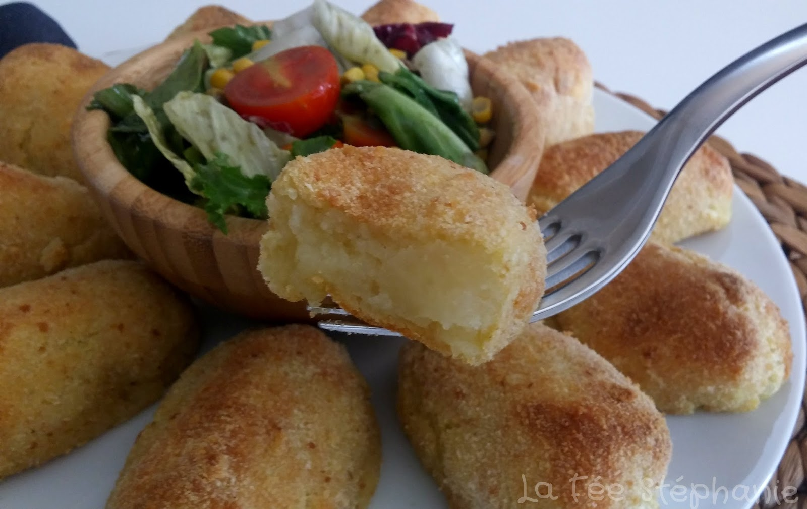 Recette Vegetalienne Pour Les Enfants Croquettes De Pommes De Terre