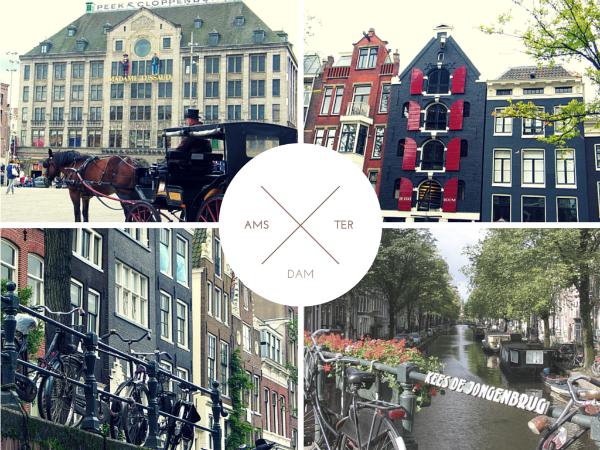 Amsterdam • Viajamos a Holanda