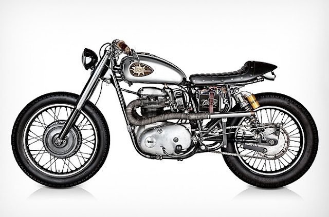 1970 BSA Lightning Custom | Custom BSA Lightning | BSA Lightning 650 | BSA Lightning motorcycle