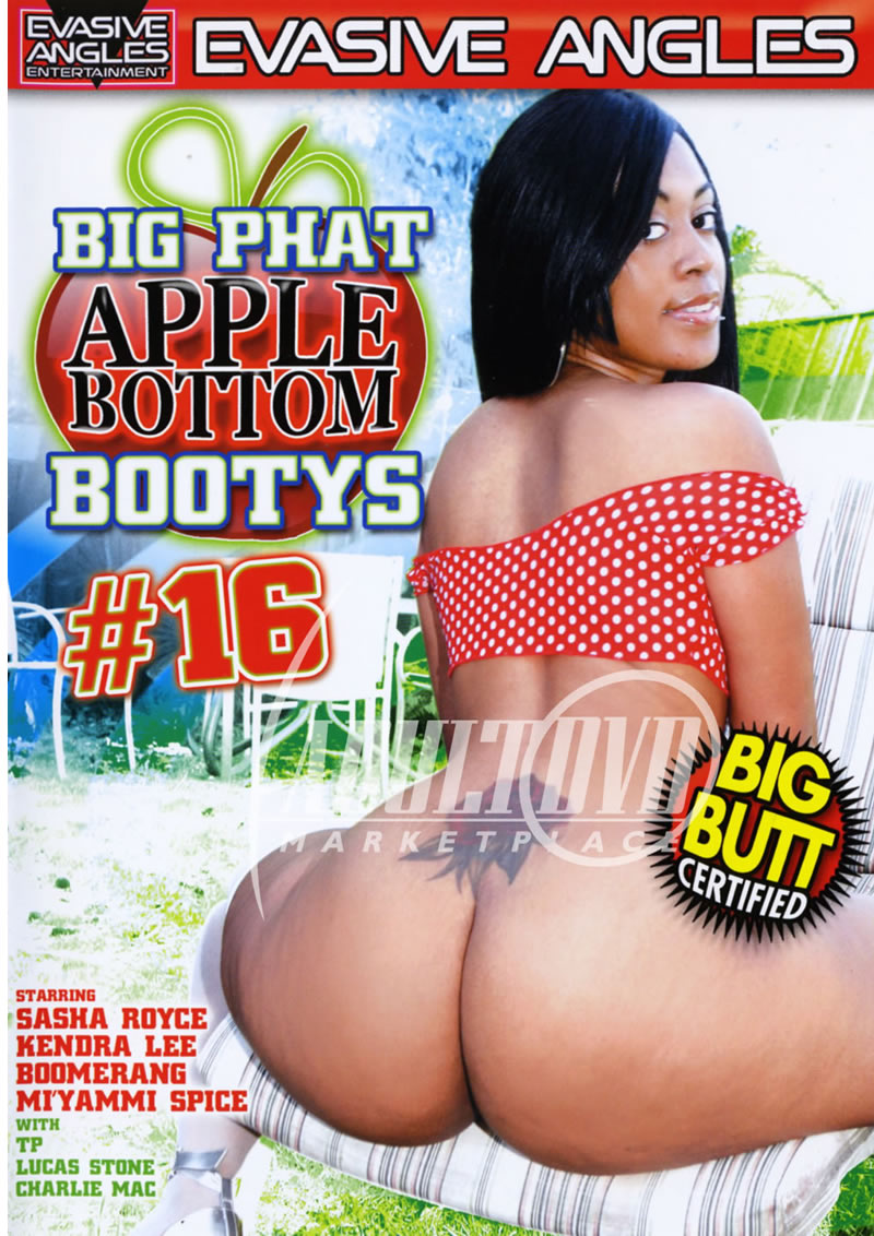 Join Ebony big phat apple bottom bootys did
