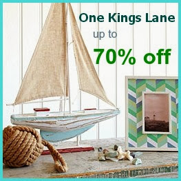 nautical beach decor sales at One Kings Lane image